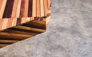 timber look aluminium cladding
